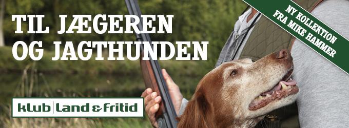 8d0f19cb2566 Mike Hammer er Land   Fritids komplette tøjkollektion til jægeren og  friluftslivet. Vores jagtsortiment omfatter